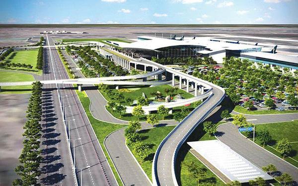 Sân bay Long Thành thuộc nhóm có suất đầu tư cao của thế giới
