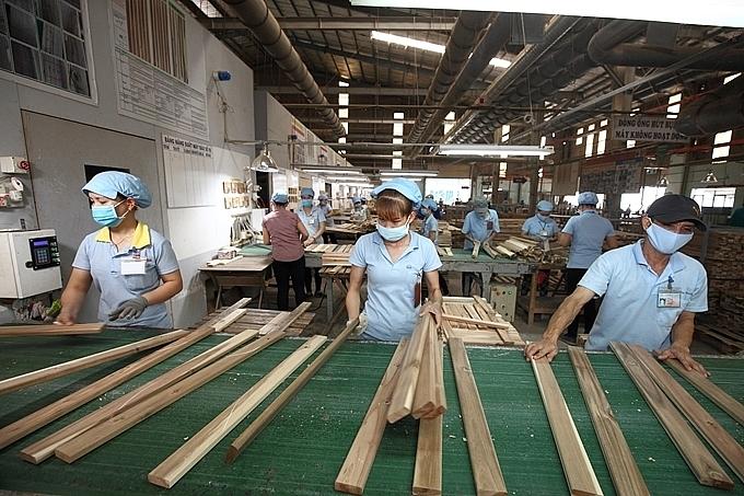 10 tháng, xuất khẩu gỗ và sản phẩm gỗ đạt 9,64 tỷ USD, tăng 12,4%