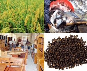 Đẩy mạnh thương mại nông sản Việt Nam - Hoa Kỳ