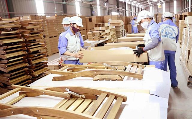 Bùng nổ kinh doanh đồ gỗ qua nền tảng trực tuyến