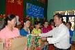 Cao su Ea H'leo tặng 5 căn nhà và 80 suất quà cho công nhân