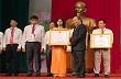 Đại hội thi đua yêu nước Tổng Liên đoàn Lao động Việt Nam: 1 tập thể và 5 cá nhân của VRG được tuyên dương