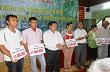 VRG  hỗ trợ ngư dân Lý Sơn