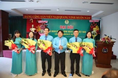 Ông Trần Văn Hậu trúng cử Chủ tịch Công đoàn Cơ quan Công đoàn CSVN