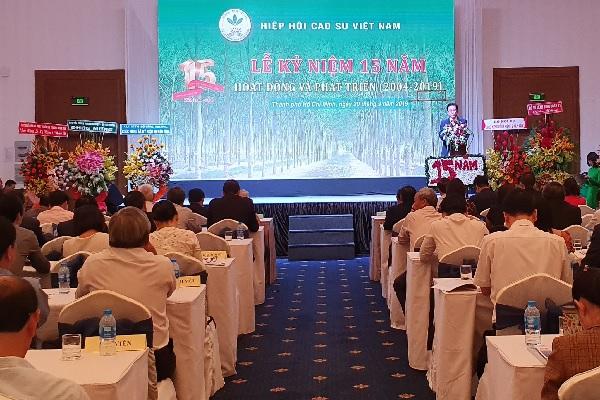 Cao su Việt Nam nỗ lực giữ vững vị trí tốp đầu thế giới