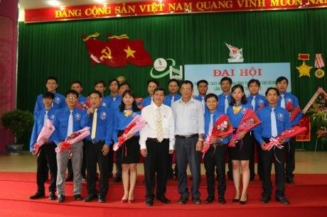 Anh Đặng Kim Mùi tái trúng cử Bí thư Đoàn Cao su Đồng Phú