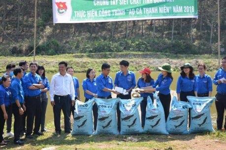 Cao su Đồng Nai: Nhiều hoạt động nhân Tháng thanh niên
