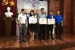Đoàn Thanh niên VRG đạt giải cao tại Hội thi cán bộ Đoàn giỏi