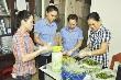 Geru Star cải thiện điều kiện làm việc cho công nhân