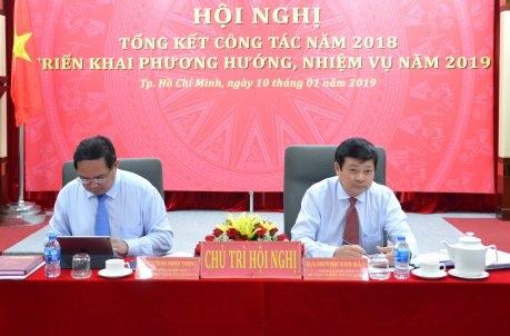 Đảng ủy Cơ quan Tập đoàn thực hiện tốt nhiệm vụ chính trị năm 2018