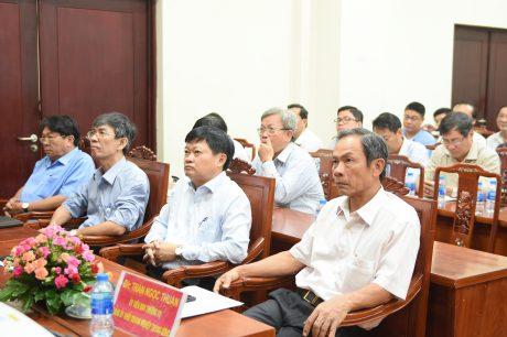 VRG nghe báo cáo nhanh về kết quả hội nghị Trung ương 10