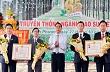 Ngành cao su Việt Nam kỷ niệm 85 năm truyền thống