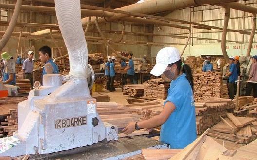 Nhật Bản giảm nhập khẩu đồ gỗ từ Trung Quốc, tăng nhập khẩu từ Việt Nam