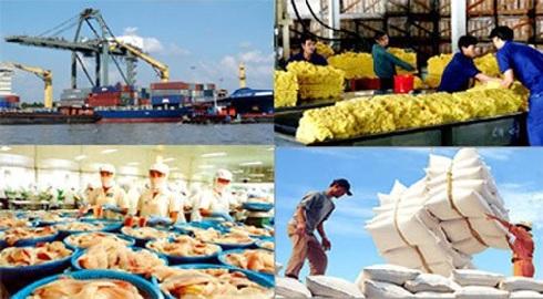 Xuất khẩu nông lâm thủy sản năm 2019: Chăn nuôi và cao su là điểm sáng