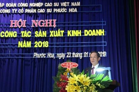 Cao su Phước Hòa thu mua gần 20.000 tấn mủ
