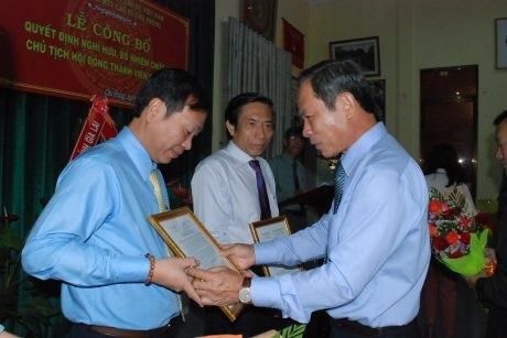 Ông Phan Thanh Hà giữ chức Chủ tịch HĐTV Công ty TNHH MTV Cao su Chư Prông