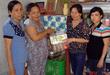 Công đoàn Công ty CP Cao su Tây Ninh thăm và tặng quà cho gia đình chính sách