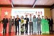 Tạp chí Cao su VN đón nhận Huân chương Lao động hạng Nhất