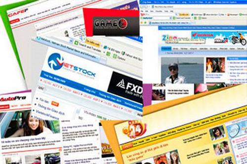 Tạm dừng cấp phép trang thông tin điện tử tổng hợp với nhóm các doanh nghiệp và cơ quan báo chí