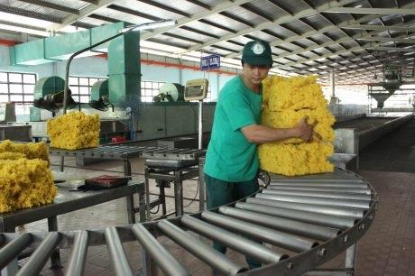 Tăng cường sản xuất sản phẩm mang thương hiệu VRG