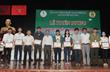 Tuyên dương 344 học sinh, sinh viên học giỏi, vượt khó